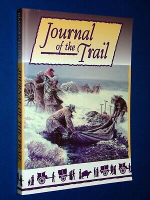 NEW! Journal of the Mormon Trail Glazier & Clark 1848-1869 LDS Pioneer History ()
