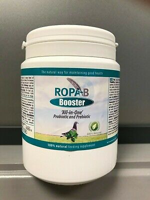 Ropa-BOOSTER - Probiotic & Prebiotic for Pigeons - 300g