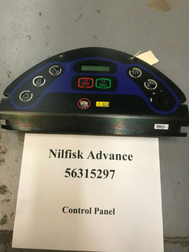 Nilfisk Advance Convertamatic - Control Panel P/N 56315297 - OPEN BOX