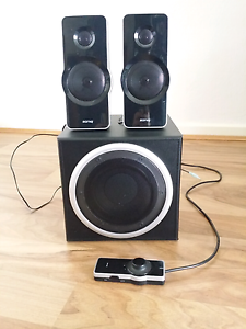 2.1 PC Speakers hifi Chifley Woden Valley Preview