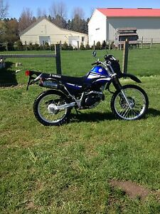 YAMAHA XT225 GREAT CONDITION