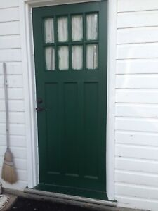 Wanted: Antique Door