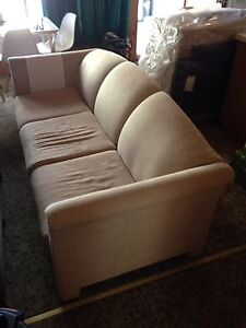 Sofa bed and Roll Away Cot Candle Lake