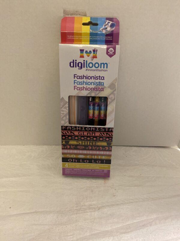 Digiloom Fashionista Theme Kit