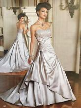 Sophia Tolli Wedding Gown -  Y1818 -  size 6 - petticoat included Eight Mile Plains Brisbane South West Preview