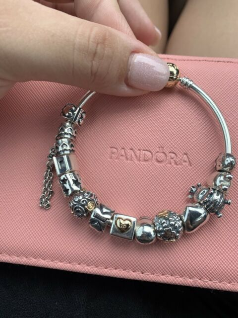 Pandora 20th Anniversary Bracelet Women S Jewellery Gumtree Australia Gold Coast South Varsity Lakes 1264891659