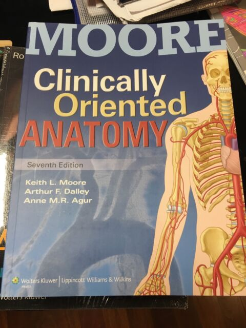 Clinically Oriented Anatomy by Keith L Moore | Textbooks | Gumtree ...