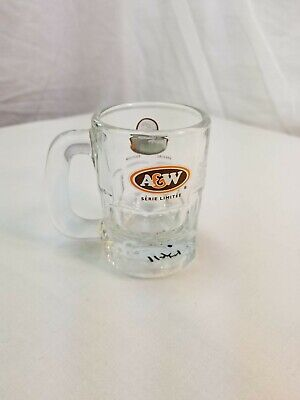 A&W Grandpa Burger Root Beer Mini Mug