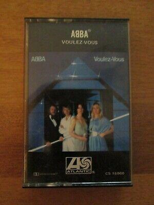 Cassette Tape   Abba  Voulez-Vous  Buy It Now $2.50   Shipping $4.00/$1.00