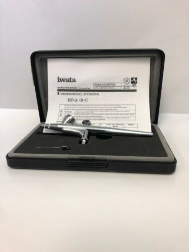 BRAND NEW! Anest Iwata Professional Airbrush HP-B