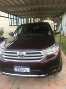 Toyota Kluger Doyalson North Wyong Area Preview