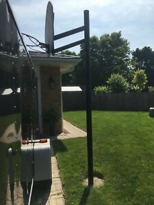 FREE Adjustable Basketball Net