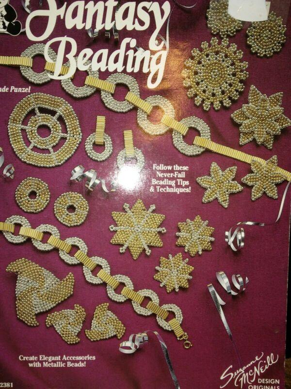 Fantasy Beading Jewelry Instruction Book
