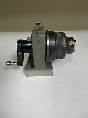 System 3r Manual Chuck 3r-321.5 Mounted On Harig Grind-all 1 -- Ms4