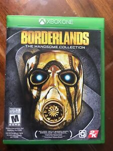 Xbox One Borderlands Handsome Jack Collection