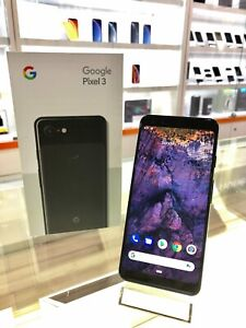 Google Pixel 3 64GB Black in a Near New Condition