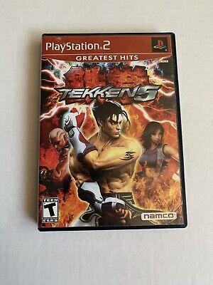 Tekken 5 (Sony PlayStation 2, 2005)