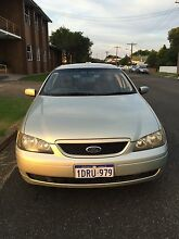 2002 Ford Falcon Sedan, 5 speed Manual, low kms. Broadmeadow Newcastle Area Preview