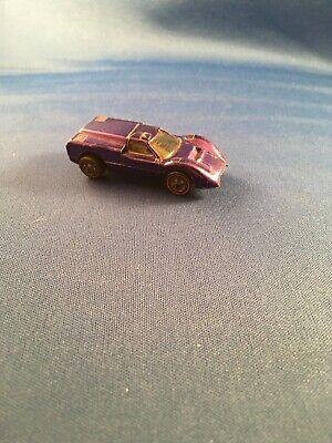 HOT WHEELS REDLINE 1967 Ford J-Car Metallic Purple With Black Interior
