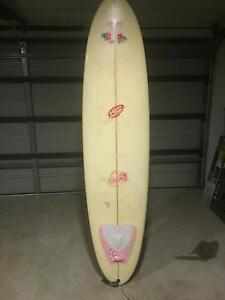 Mini mal surfboard Alderley Brisbane North West Preview
