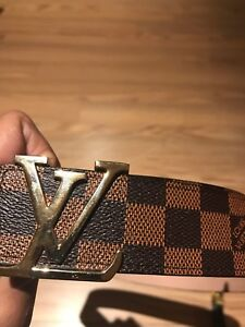 Luis Vuitton belt