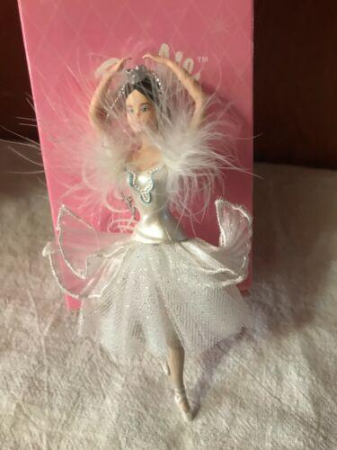 Barbie Porcelain Ornament--Swan Lake-Caucasian--1998