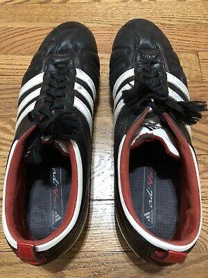Used Men's Adidas Adinova IV SG Soccer Cleats Size 11.5
