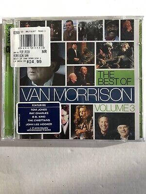 The Best of Van Morrison Volume 3, (CD) Van Morrison, New SEALED EMI  (2