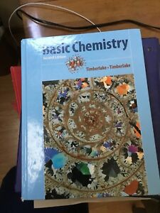 Free chemistry text book