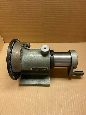 5c Compatible 36 Increment Horizontal Spin Collet Indexer