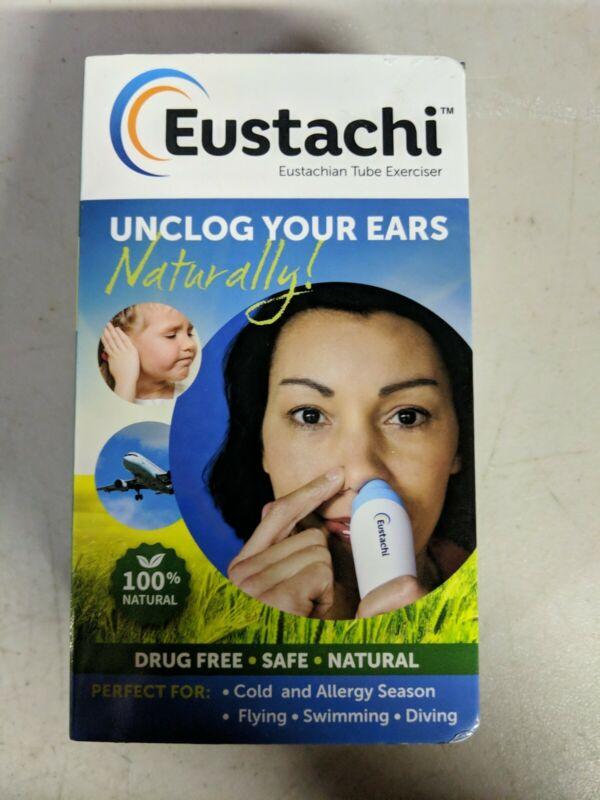 Eustachi Eustachin Tube Exerciser Unclog Your Ears Naturally 100% Natural