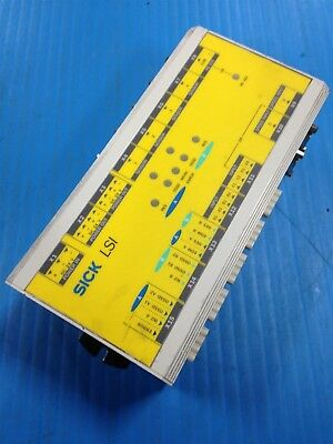 Used Sick Lsi101-112 Laser Scanner Interface Lsi 101-112 O6