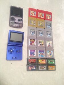 Game boy colour Pokemon bundle 21 games