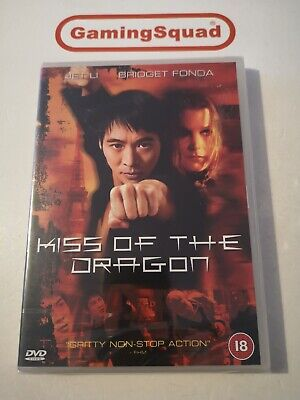 Kiss of the Dragon NEW DVD, Supplied by Gaming Squad