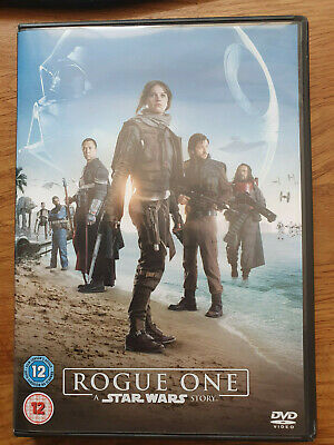 Rogue One: A Star Wars Story [DVD] [2017] - DVD  E3VG The Cheap Fast Free Post