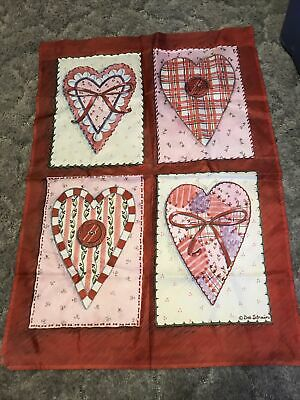 large outdoor garden flags 27x 40 ❤️❤️