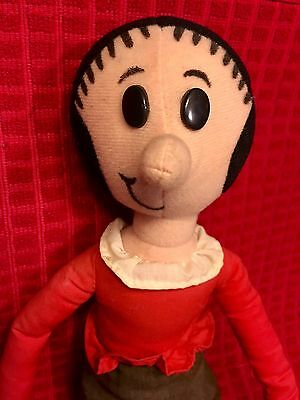 "Olive Oyl 1994 Popeye Girlfriend 16"""