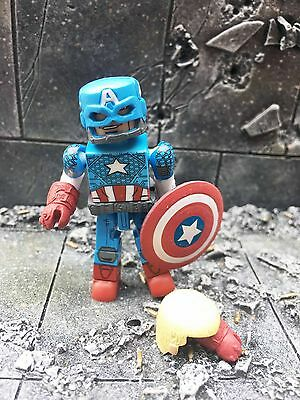 Minimates MARVEL NOW CAPTAIN AMERICA Best of Series 3 Loose Avengers