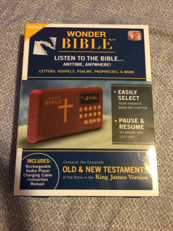 Wonder Bible Audio Player - 43140