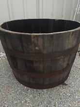 3 Vintage half wine barrels for sale Yangebup Cockburn Area Preview