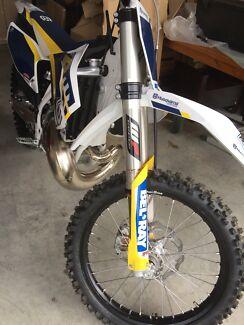 2015 husqvarna 250cc TC