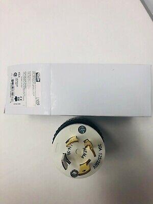 1 30 Amp Locking Plug Generator Style Nema L14-30p