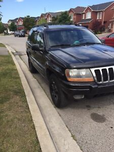 Certified 2001 Jeep Grand Cherokee 4x4 I6 Lady Driven