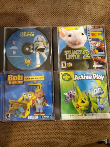 Computer Games - Kids computer games lot