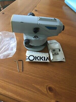 Sokkia C300 Auto Level Surveying Instrument In Hard Case