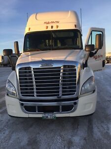 2013 Freightliner auto for sale or lease take over