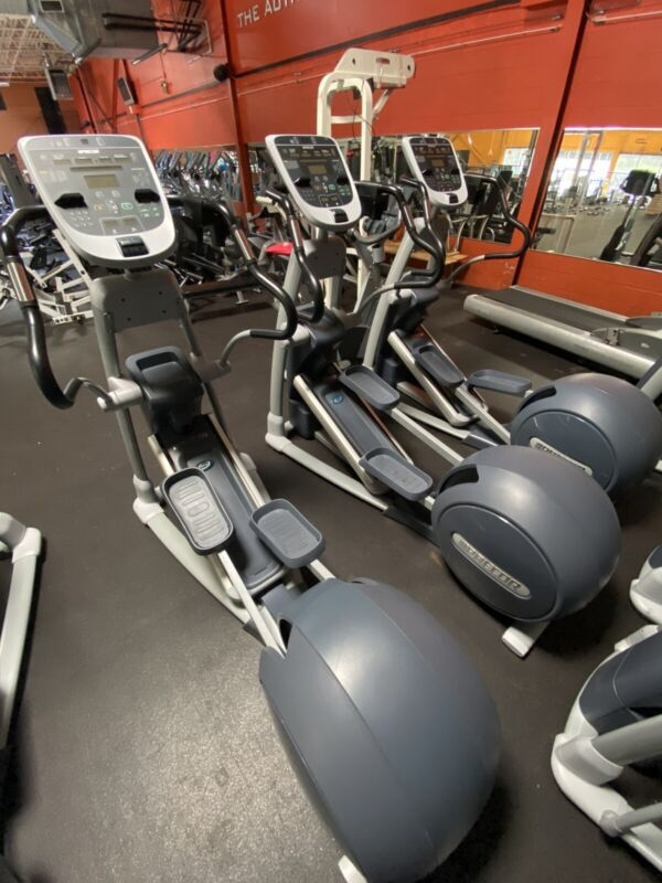 Precor EFX Elliptical Lower Body - LOCAL PICKUP ONLY