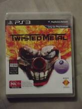TWISTED METAL PS 3 GAME (WITH MANUAL) Busby Liverpool Area Preview