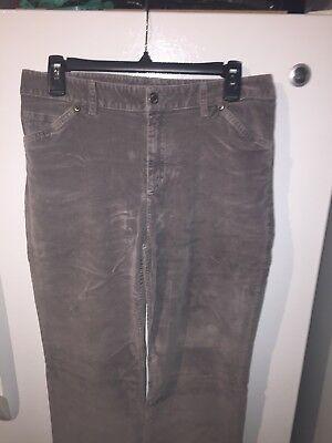 J Jill Gray Corduroy Jeans Size 10 for sale  Atlanta