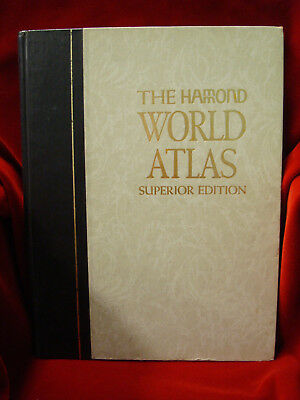 Карты мира Book - The Hammond